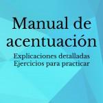 Manual de acentuación