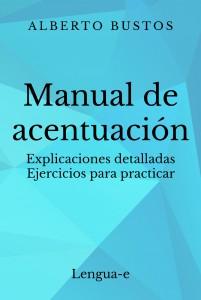 Comprar el Manual de acentuación en Amazon