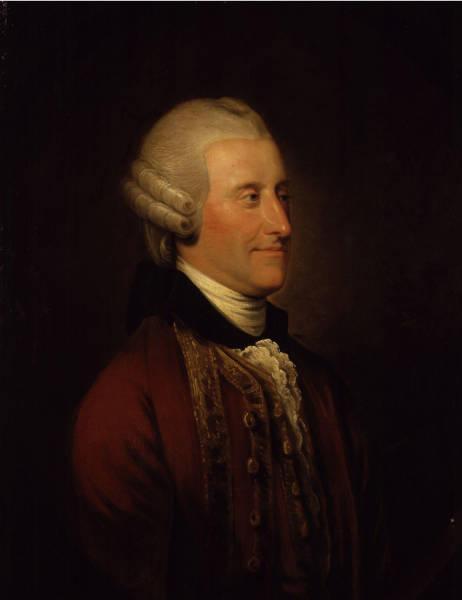 John Montagu, tan satisfecho